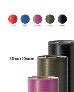 Gavepapir - Ensfarget B50 - kraftpapir