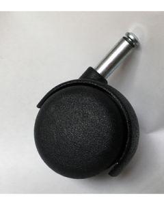 Hjul u/ bremser t/ spiralstativ