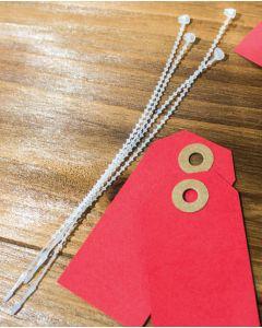 Strips m/ lås og perler - 1.000 stk.