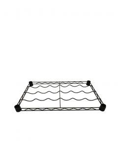 TUBO Vinhylle (60 x 36 cm.) - sort