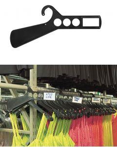 Størrelsesadskillere til lagerbrug, pk. m/50 stk.
