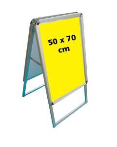 A-skilt 50 x 70 cm