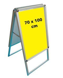 A-skilt 70 x 100 cm