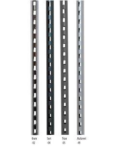 Pipe-line veggskinne Ø40 mm, L 138 cm