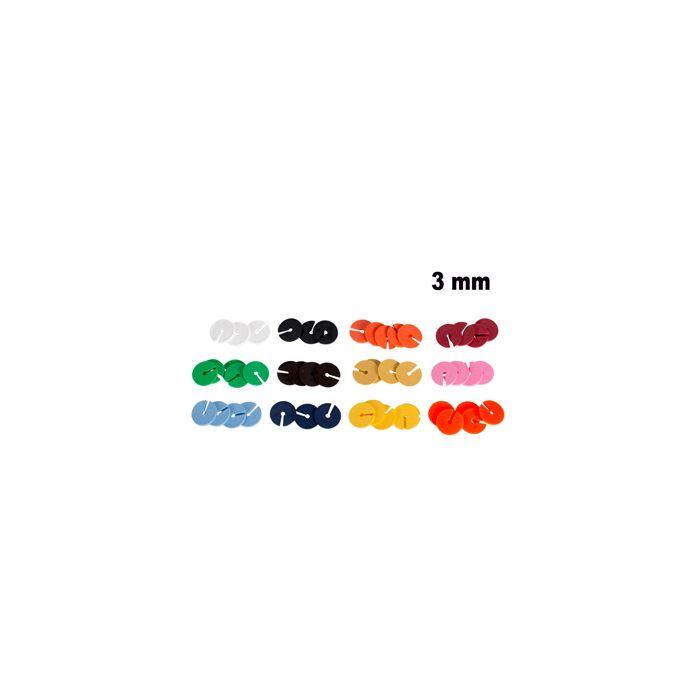 Infoskive t/3 mm krok