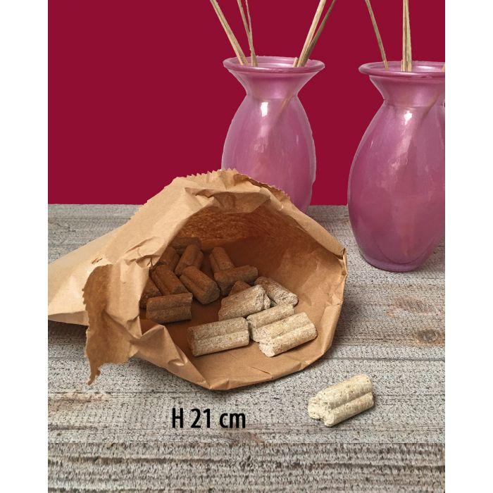 fruktpose - H 21 cm. / 1 kg - 1.000 stk.
