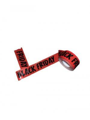 Afspærringsbånd - Black Friday - 250 mtr.