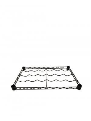 TUBO Vinhylde (60 x 36 cm.) - sort
