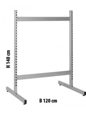 T-Gondol - H 140 x B 120 cm