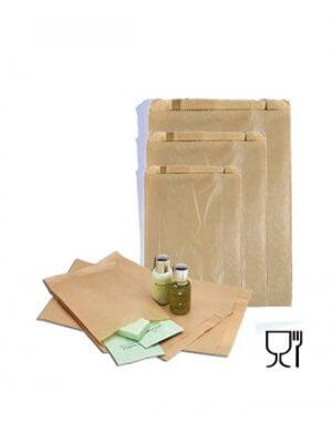 Frugtpose - H 21 cm./ 0,5 kg - 1.000 stk.