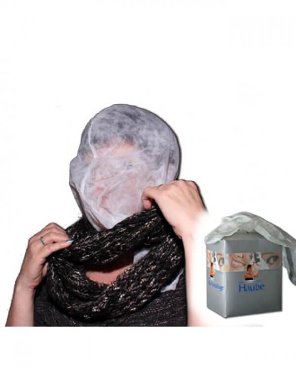Beskyt tøjet med ansigtsposer
