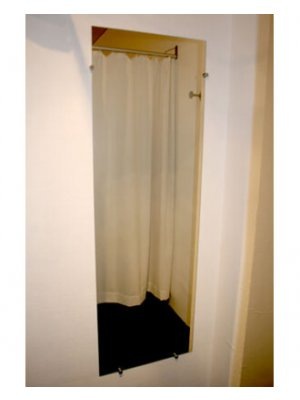 Speil til prøverom 50x150cm