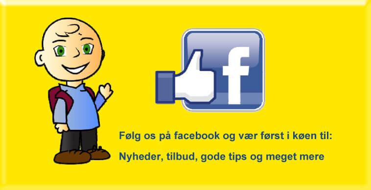 Følg SSS på facebook