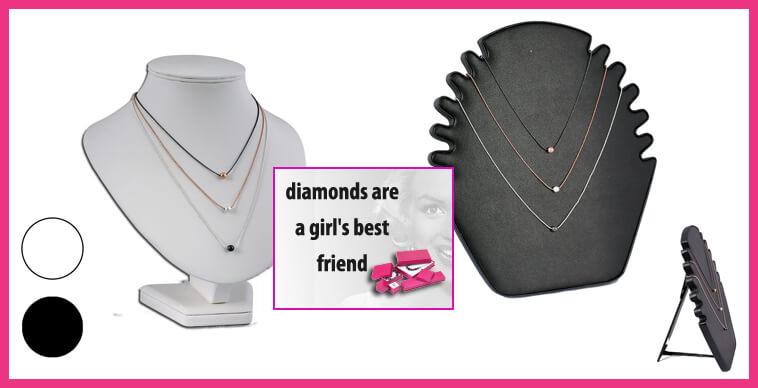 No-diamonds are a girl's best friend