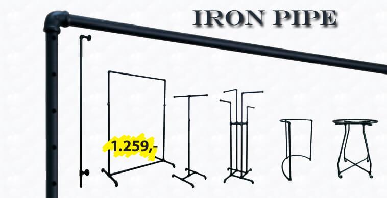 NO-iron-pipe
