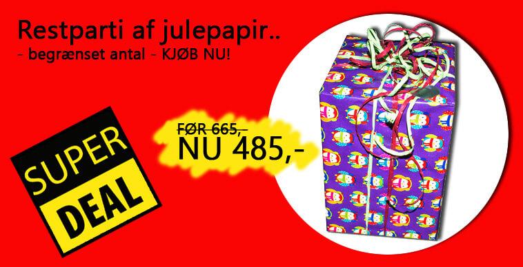 NO-julepapir