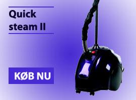 Quick steam II - Steamer til en god pris